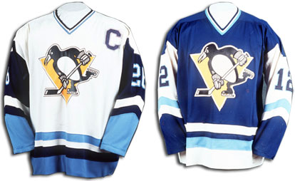quality design c0f1d e3a7c Hockeycentral | Pittsburgh Penguins | Uniform History
