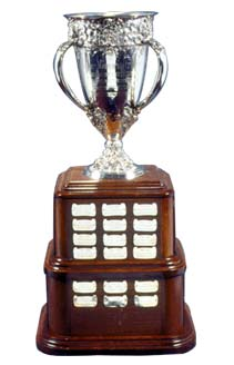 Hockeycentral Nhl Awards Calder Memorial Trophy